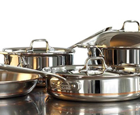 cooking pans